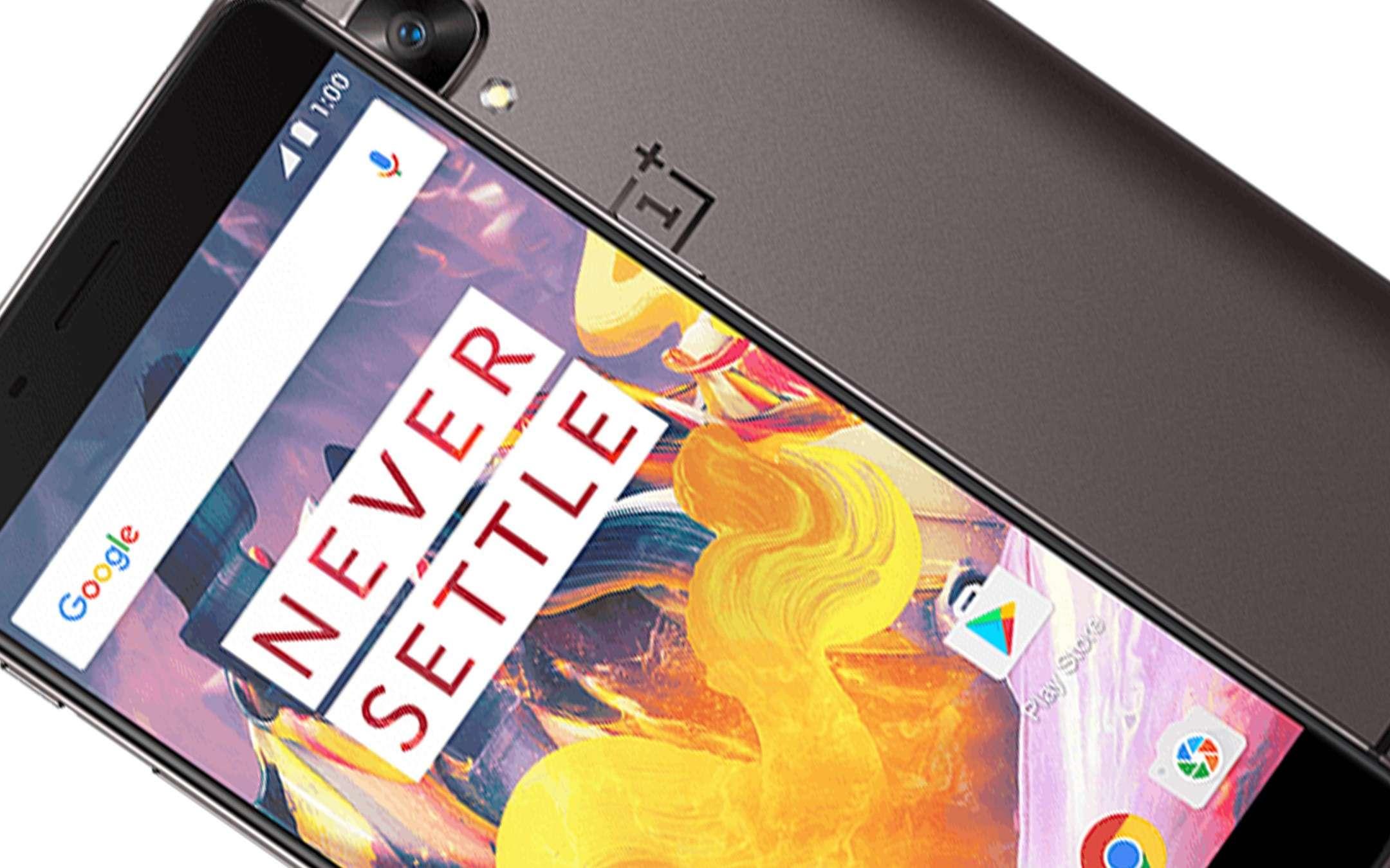 OnePlus 3 e 3T: Android Pie stabile è disponibile