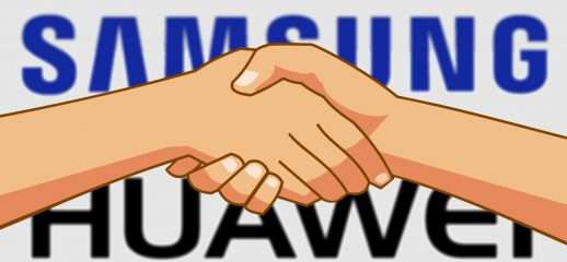 Samsung e Huawei: pace fatta sui brevetti