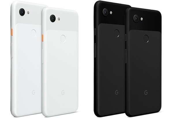 Pixel 3a e Pixel 3a XL nelle due colorazioni in vendita in Italia