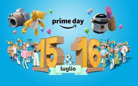 Amazon Prime Day 2019: 15-16 luglio