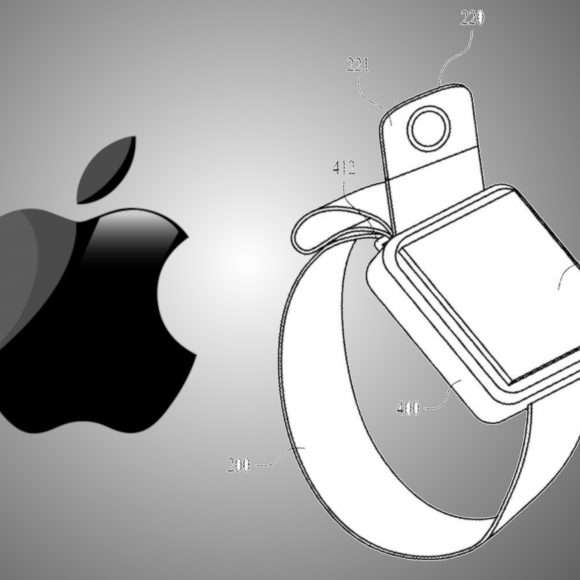 {Apple Watch: fotocamera integrata nel cinturino