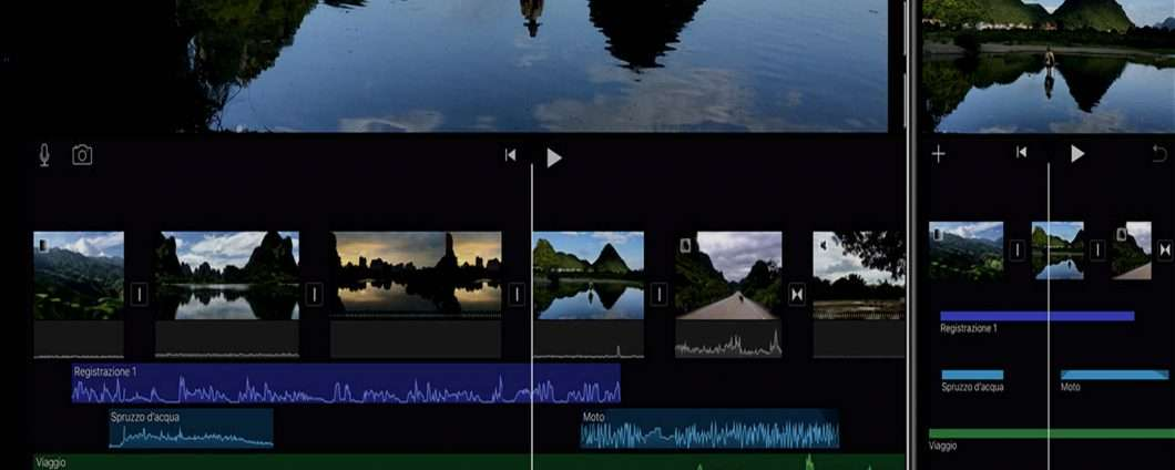 Imovie Per Ios Update Con Green Screen E Non Solo