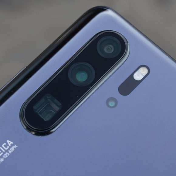 {Huawei P30 Pro riceve un corposo aggiornamento