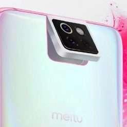 Meitu by Xiaomi: fotocamera rotante con 3 sensori