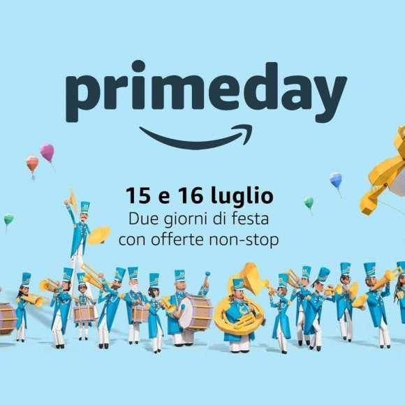 {Amazon Prime Day 2019: due giorni di sconti