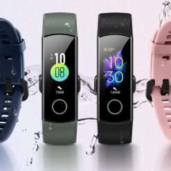 Honor Band 5: come Mi Band 4, ma con pulsiossimetro