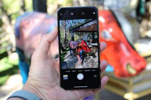 iPhone XS: miglior smartphone per fotocamera