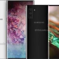 Galaxy Note 10: nuovi dati, conferme e dettagli
