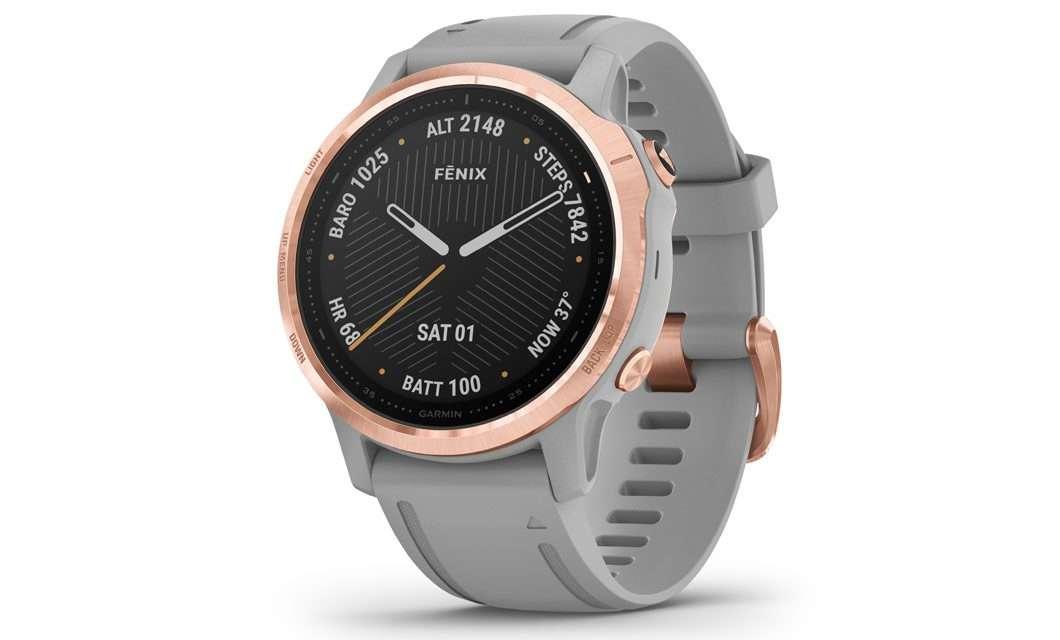 Gaming Fenix 6, smartwatch