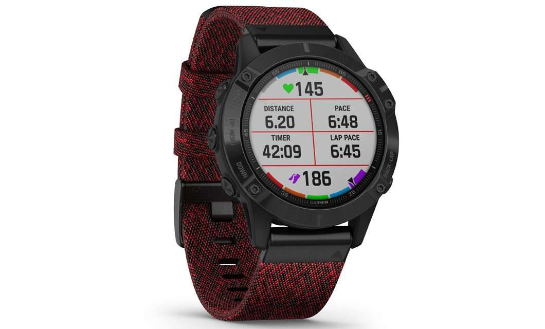 Smartwatch Garmin della linea Fenix 6
