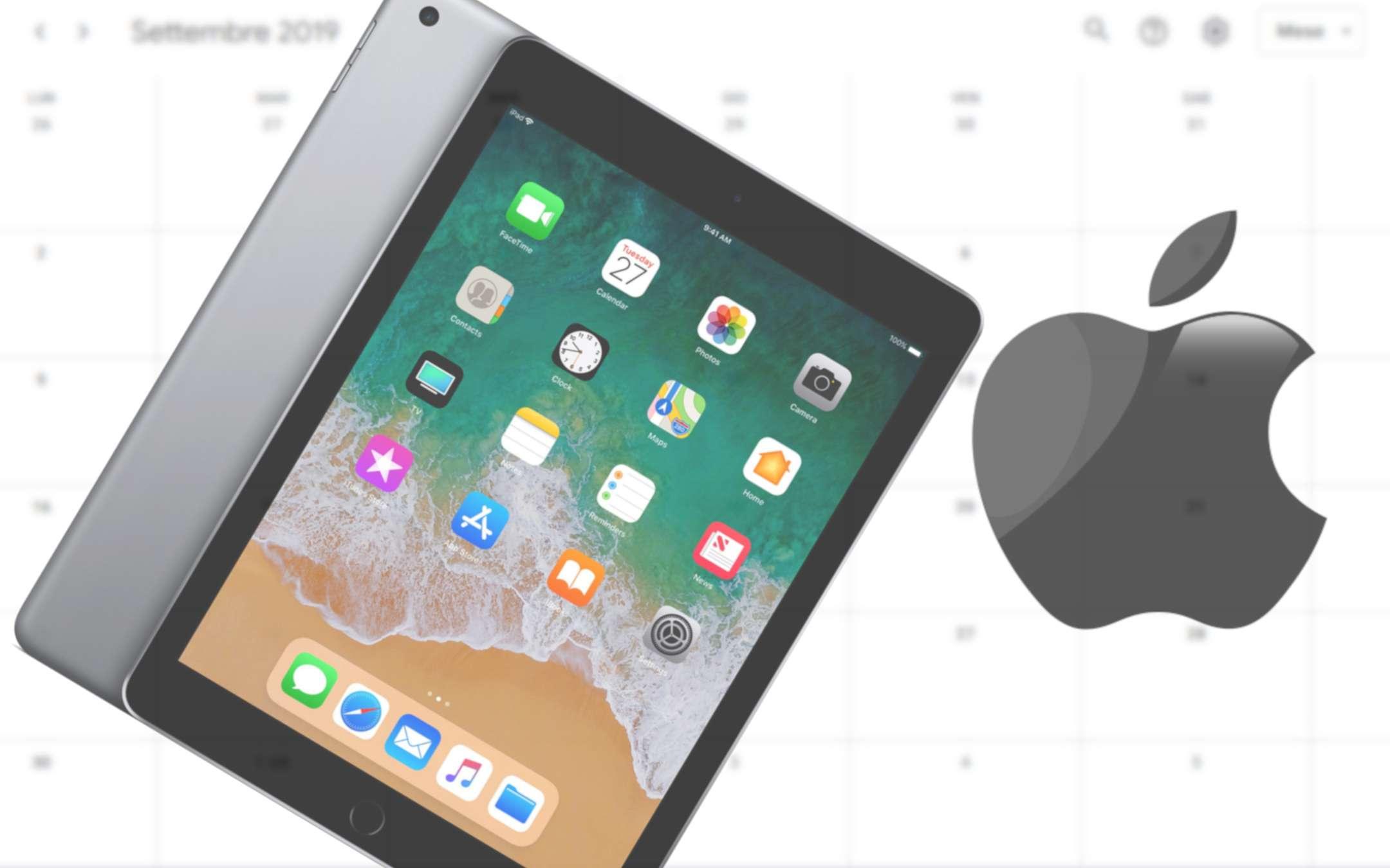 iPad 10,2 pollici