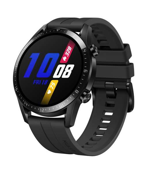 miglior smartphone batteria: Huawei Watch GT2