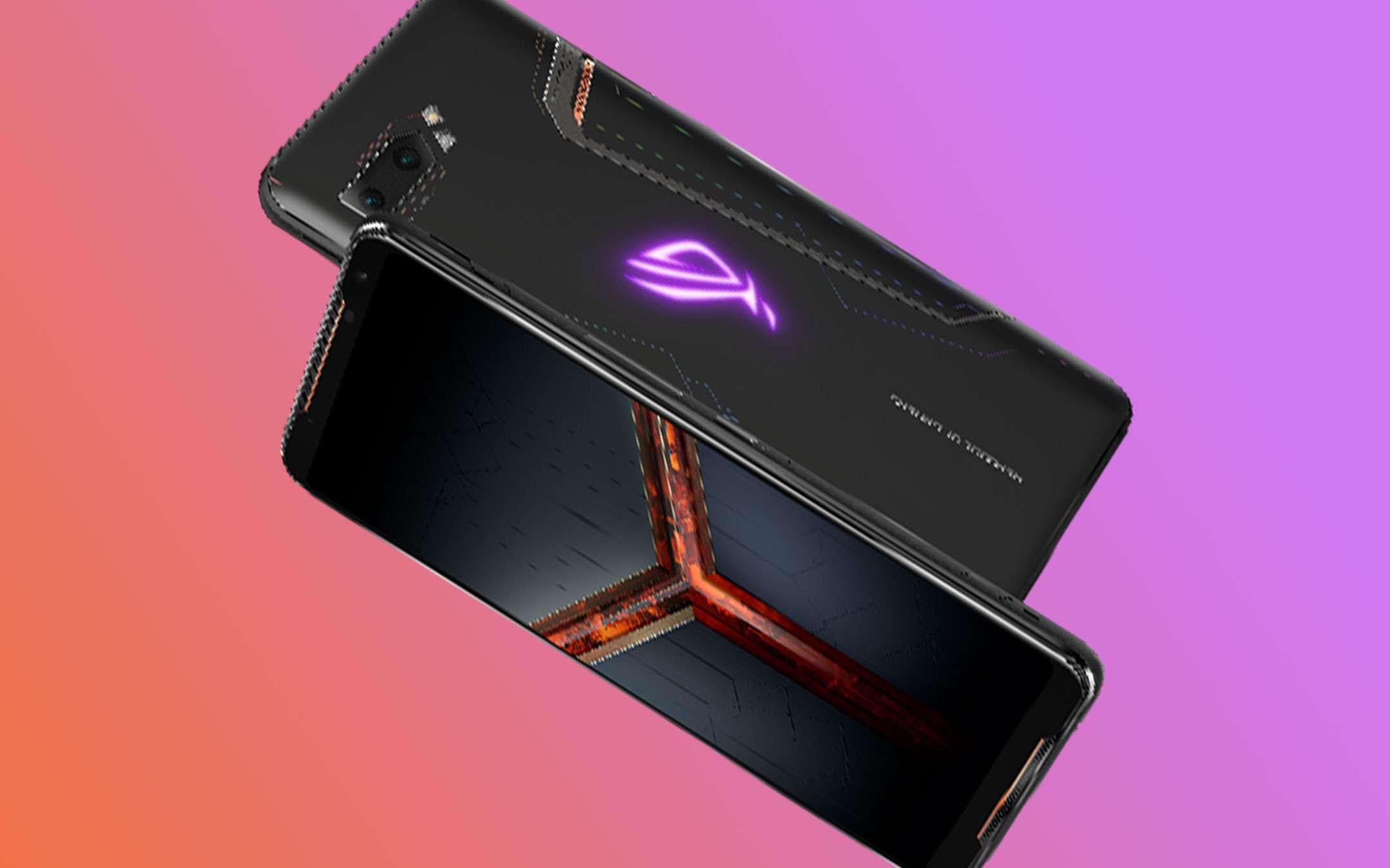 ASUS ROG Phone II: in Italia in due nuove versioni