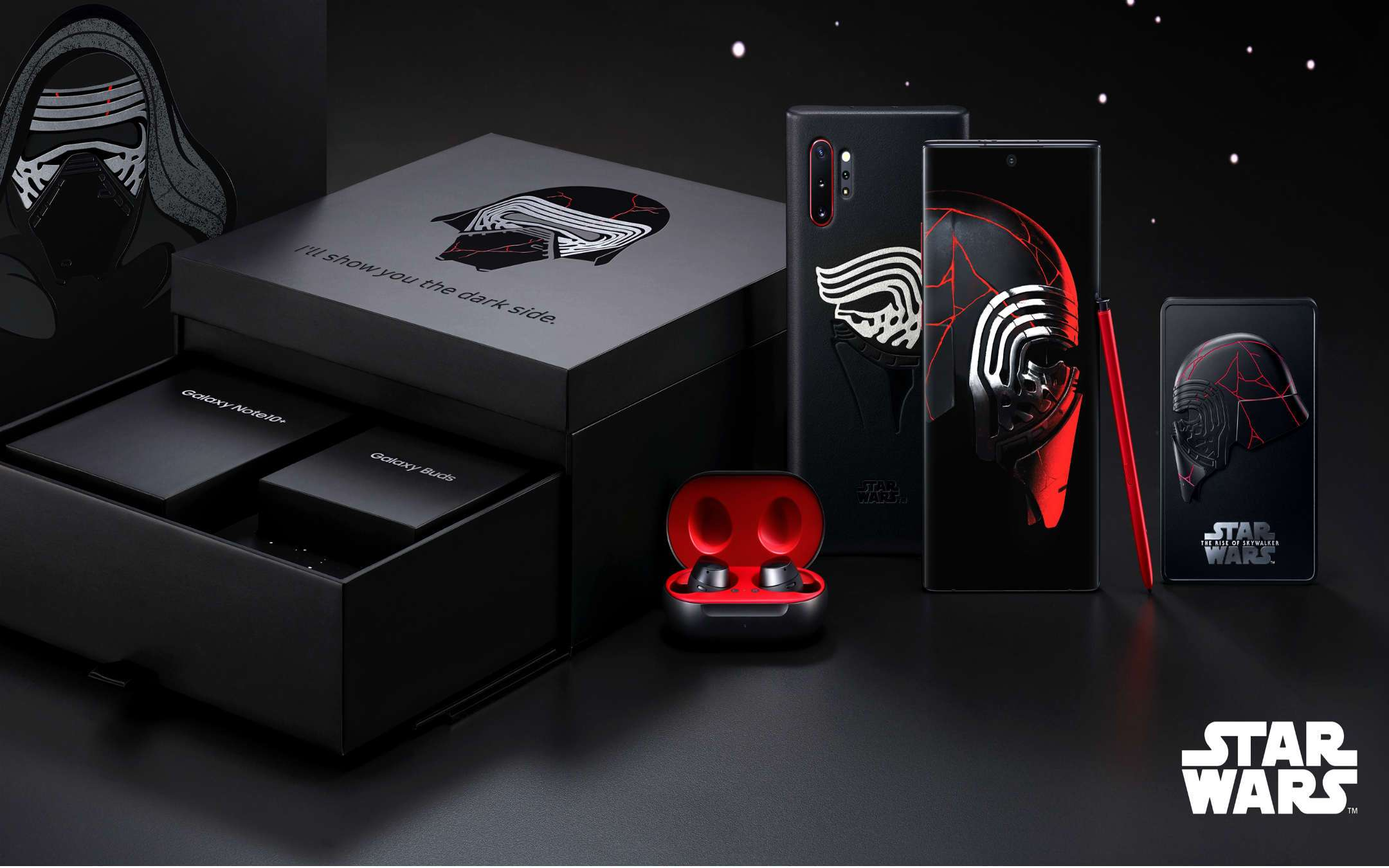 Samsung lancia Note10+ Star Wars Special Edition