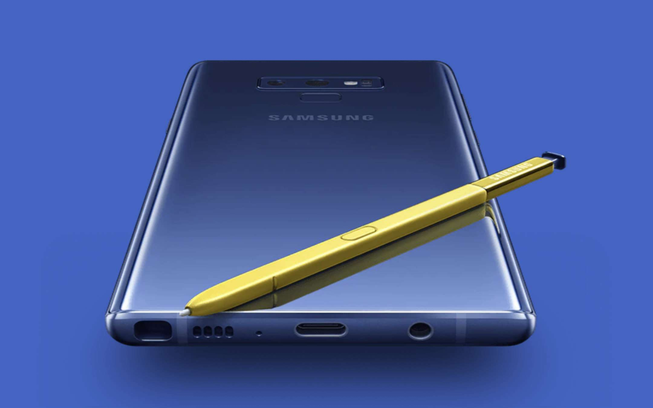 Samsung Galaxy Note 9: Android 10 Beta in arrivo