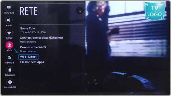 LG WiFi Direct