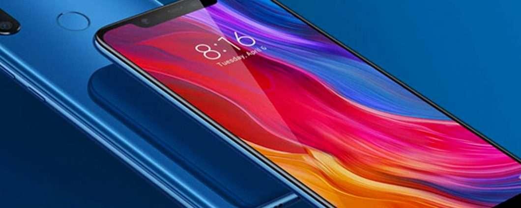 Xiaomi Mi 8 Android 10