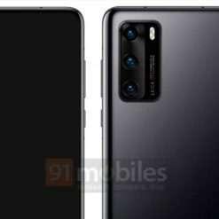 Huawei P40 Pro: spunta la versione