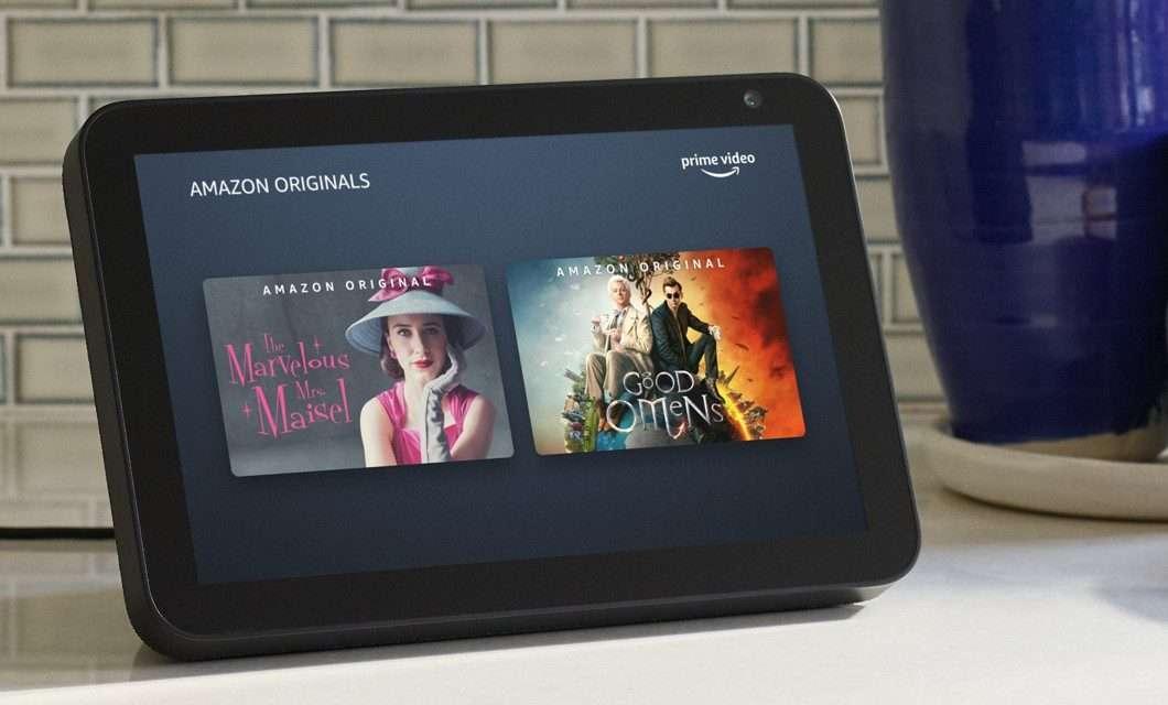 Amazon Echo 8