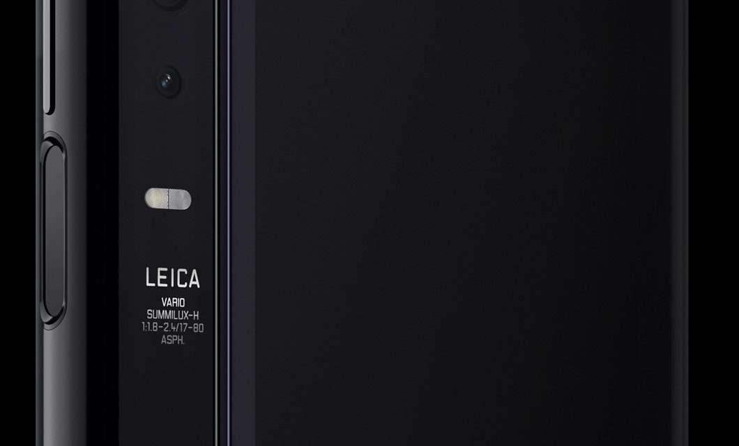 Huawei Mate Xs: fotocamera
