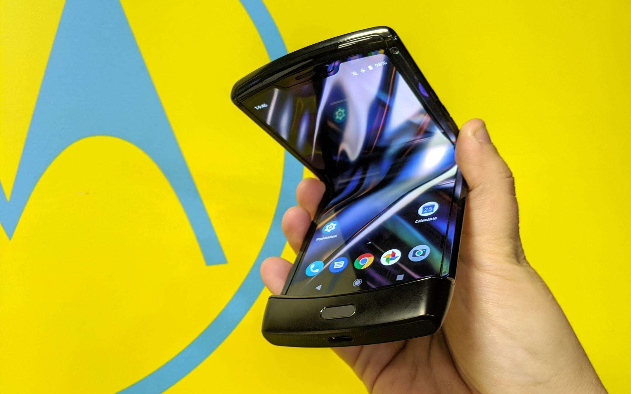 Motorola razr 2020: ci saranno novità, ma poche