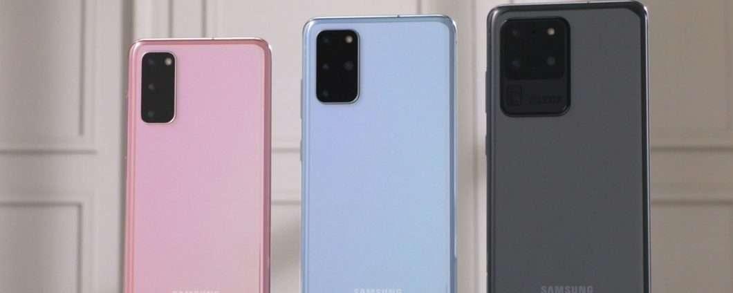 Coronavirus, Galaxy S20: Samsung li fa provare a casa