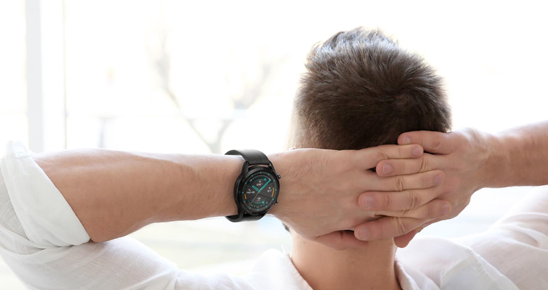 gamma smartwatch huawei