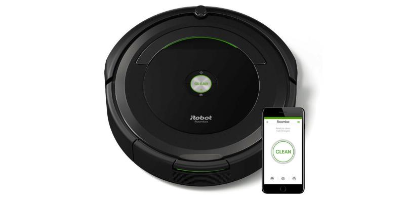 Robot aspirapolvere IRobot Roomba
