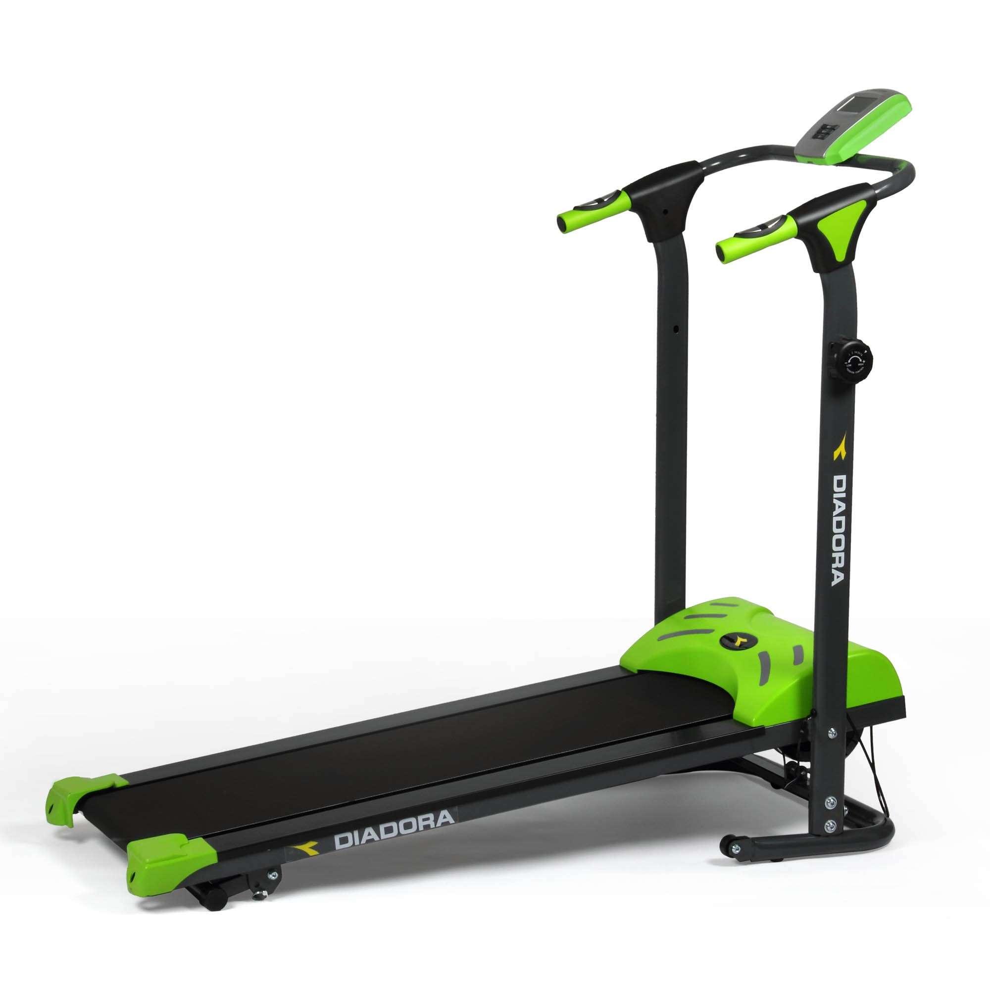 miglior tapis roulant magnetico: diadora fitness evo