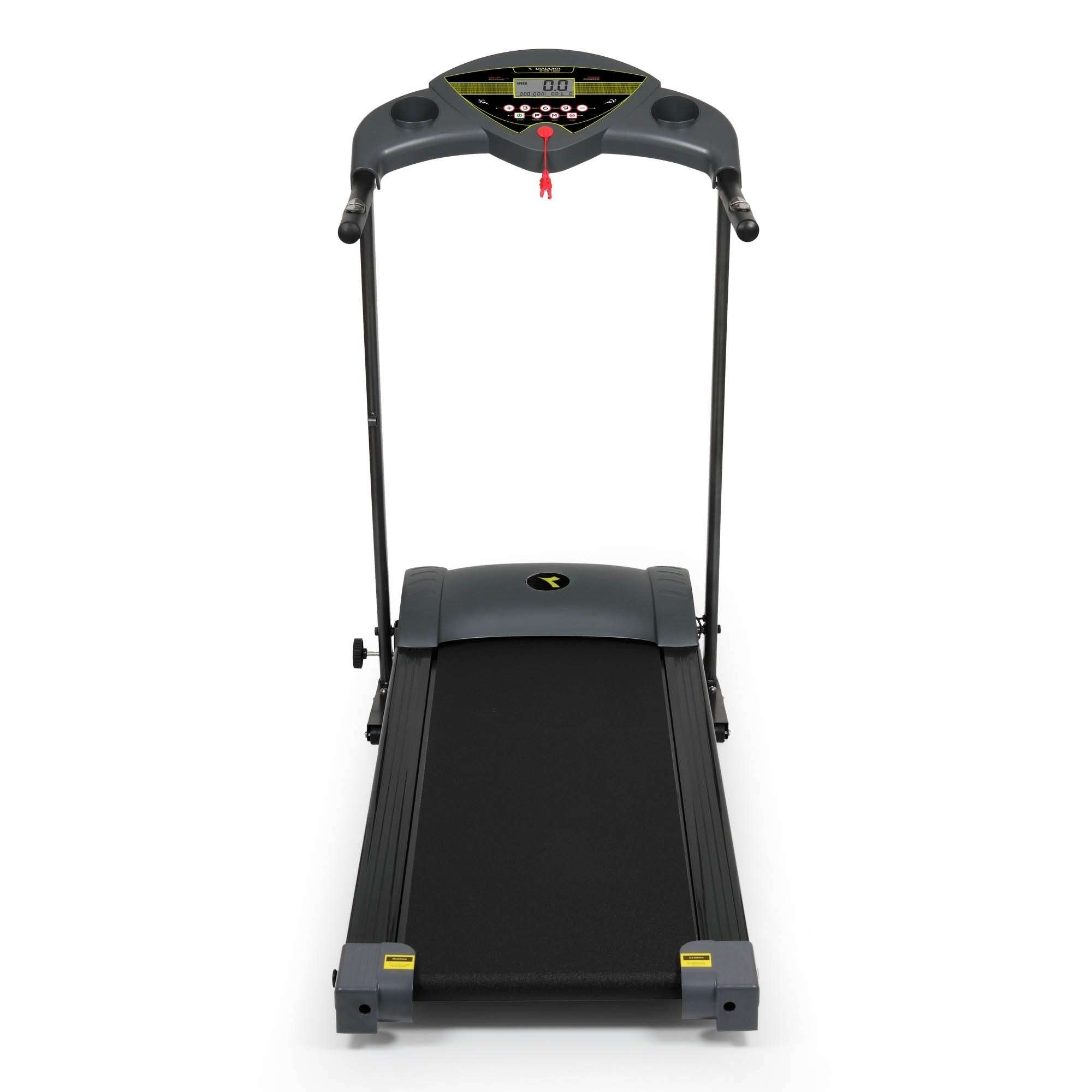 miglior tapis roulant elettrico: diadora star 1000