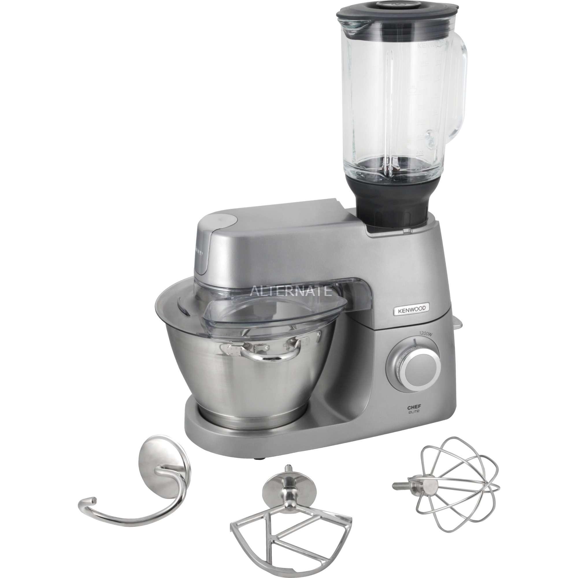robot da cucina tipi