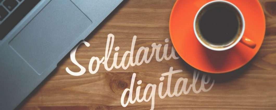 Solidarietà digitale: tutte le offerte