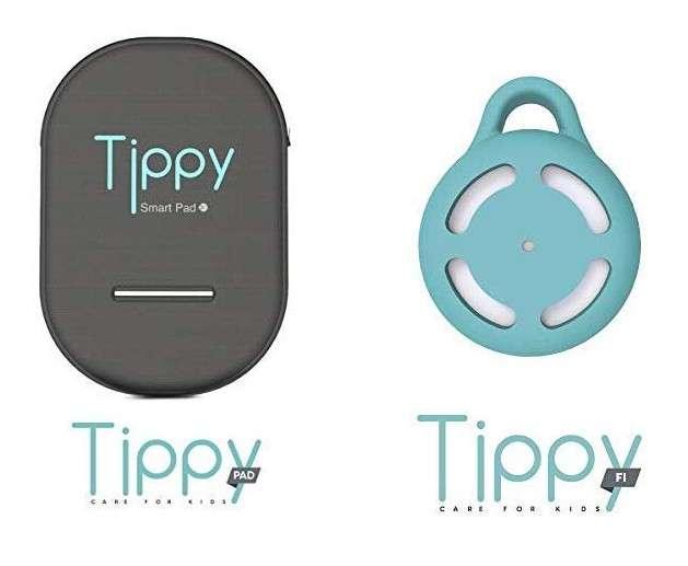 Tippy, dispositivo antiabbandono in offerta su Amazon