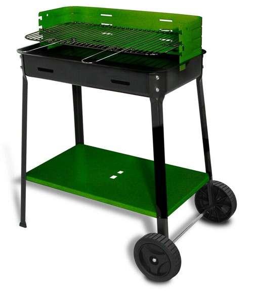 Griglia barbecue in offerta su eBay