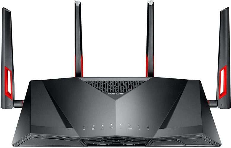 Modem router wifi gaming: Asus DSL-AC88U