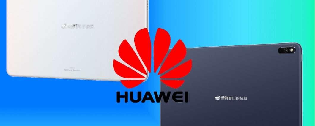 Huawei MatePad 10.4: Se sisältää Kirin 810 -suorittimen