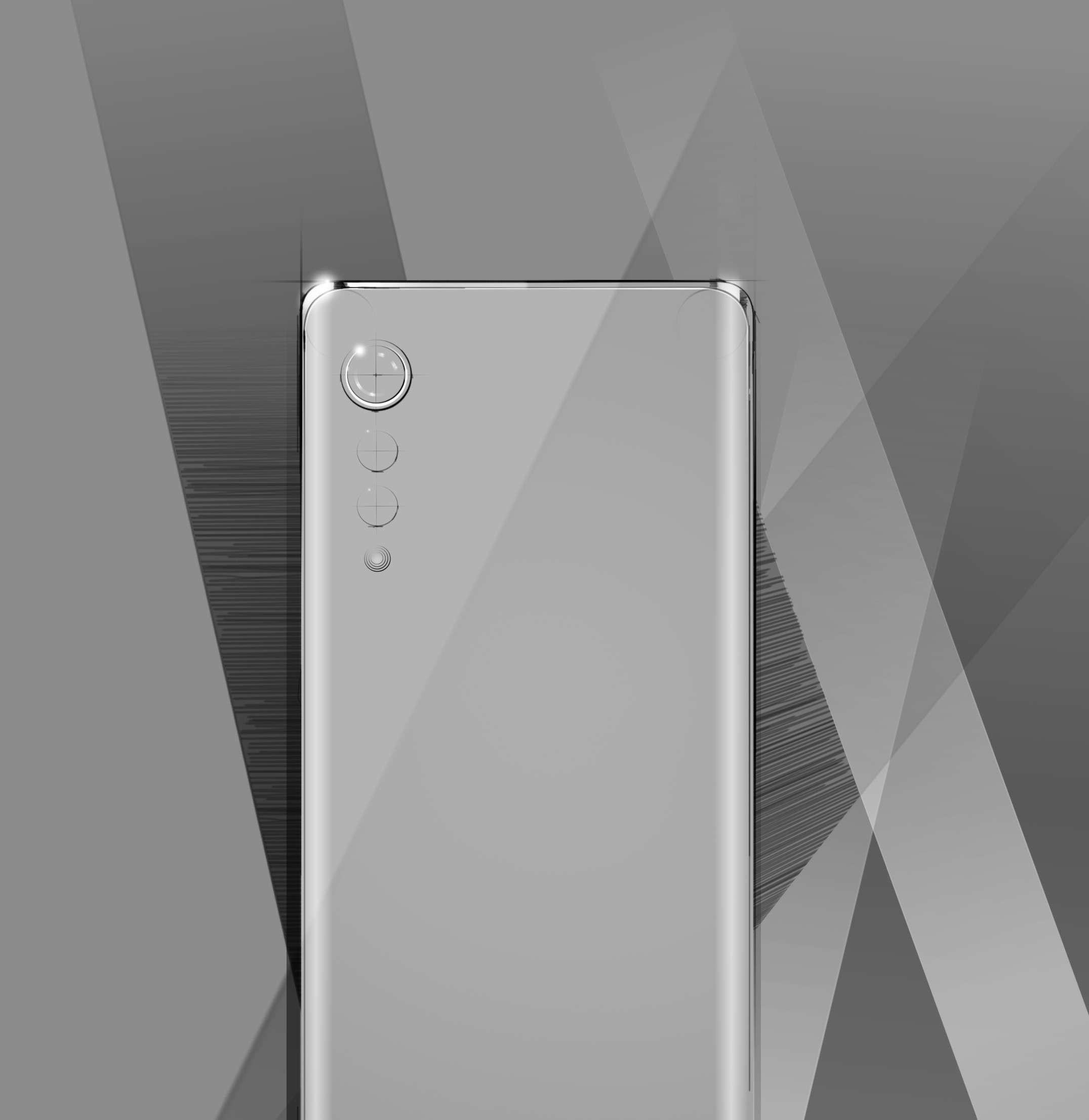 LG new design