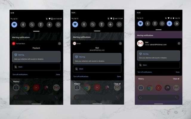 Android 11 DP3: إليك أهم الأخبار 1