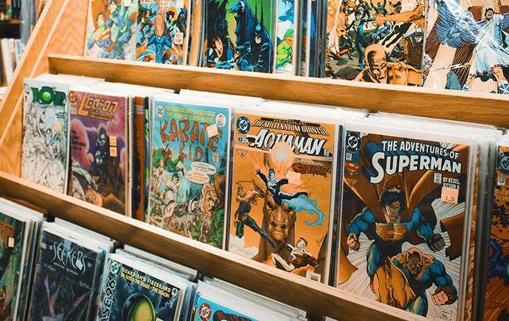 ebook reader per fumetti