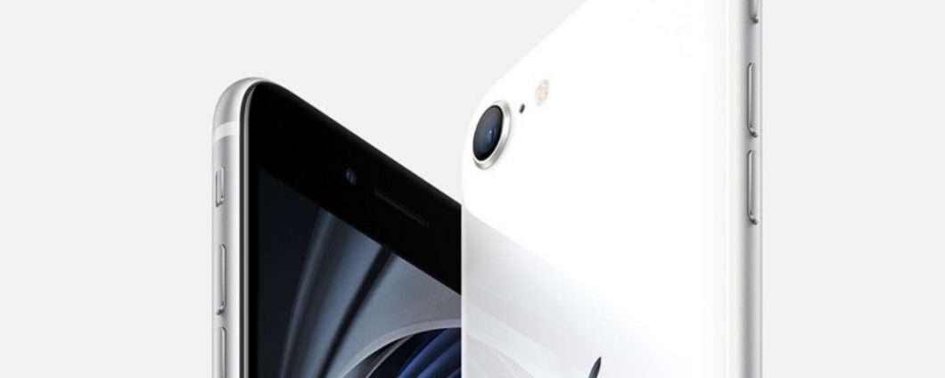 iPhone SE 2020, giá, trả góp và áp lực: từ 14,95 € 1
