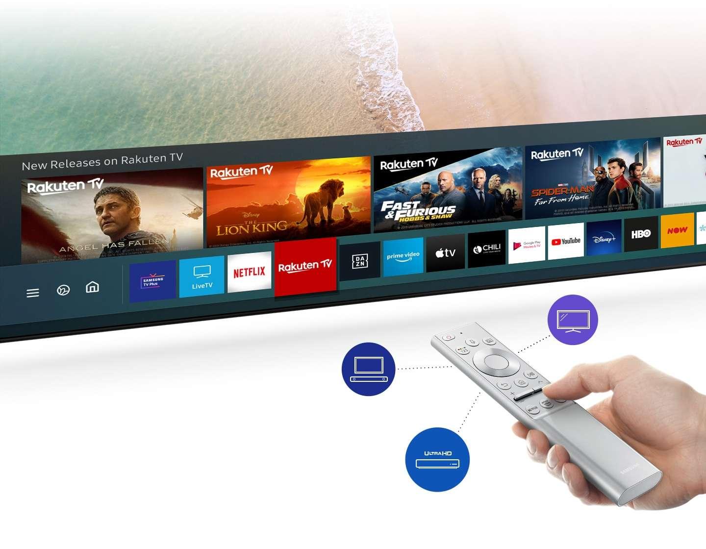 smart tv samsung sistema operativo tizen