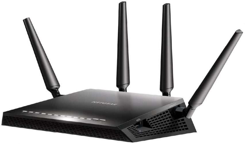 modem router wifi netgear d7800