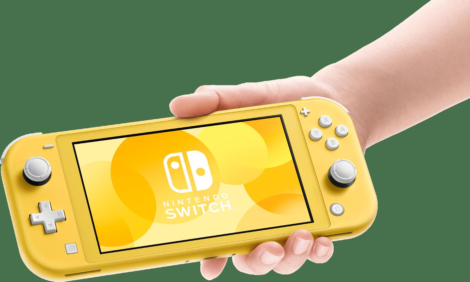 Nintendo Switch e Switch Lite: le differenze nello schermo e nella batteria