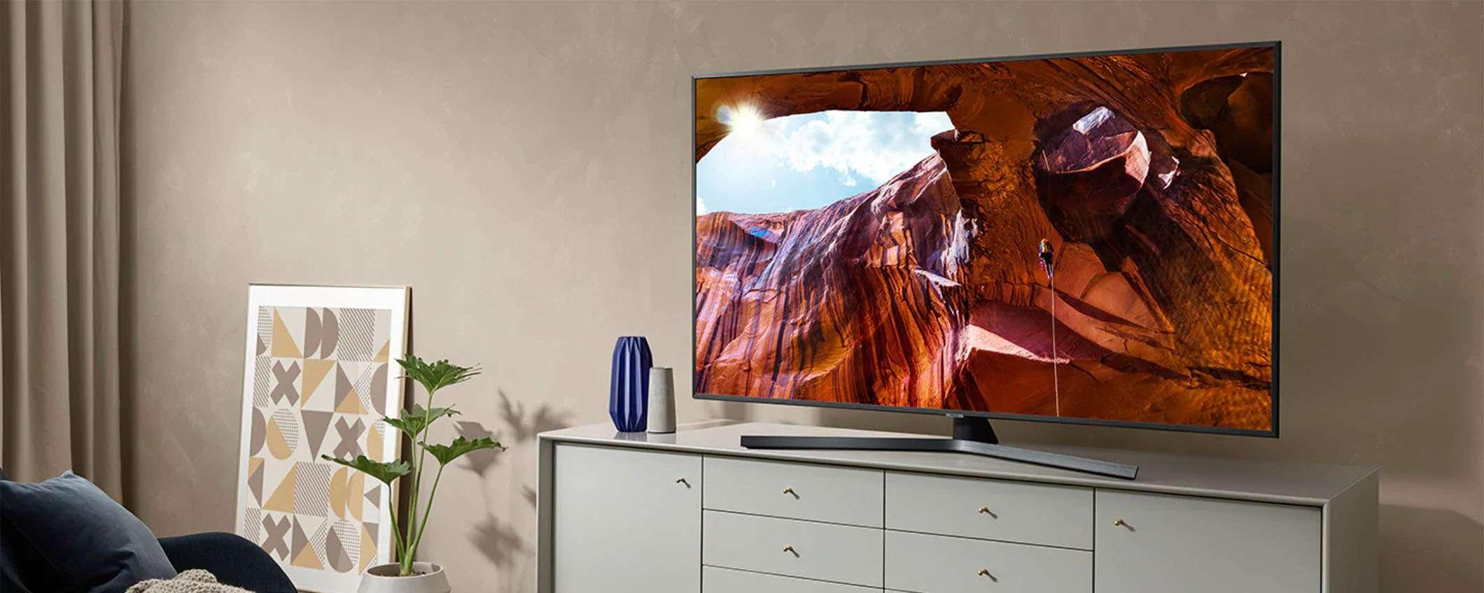 smart tv samsung offerta amazon