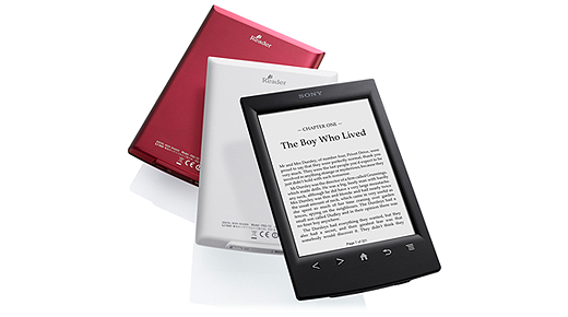 ebook reader sony