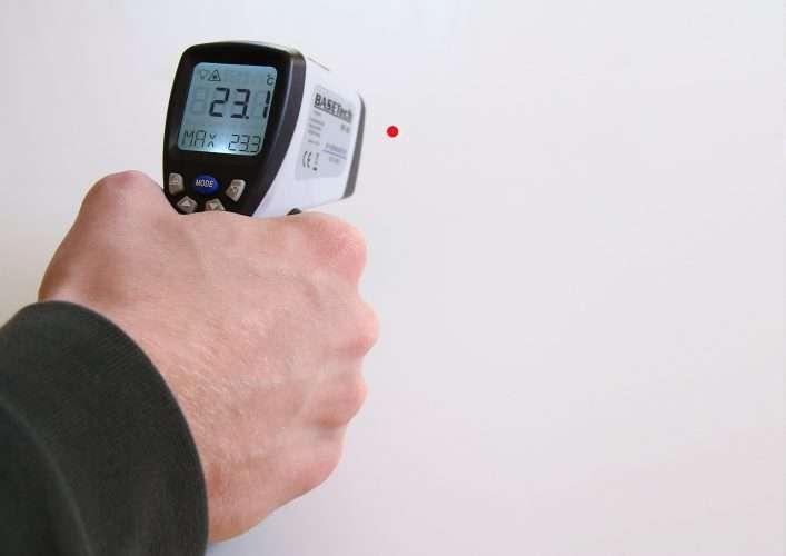 termometro infrarossi come funziona