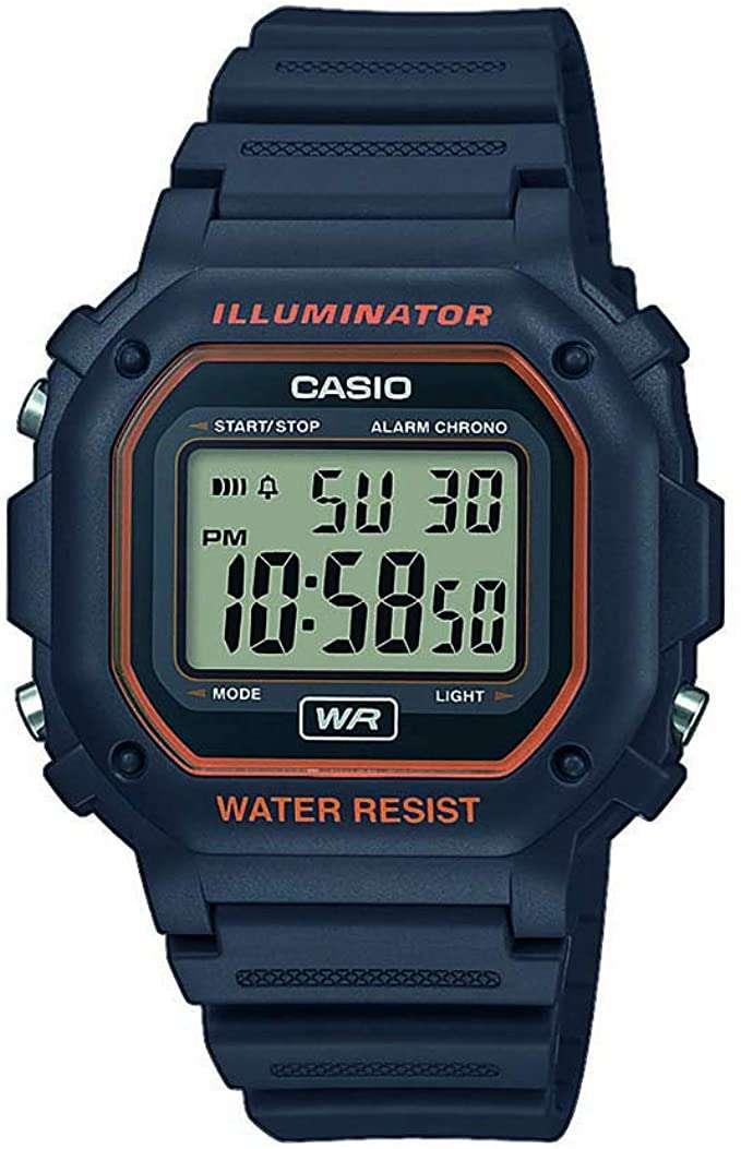 orologio casio digitale