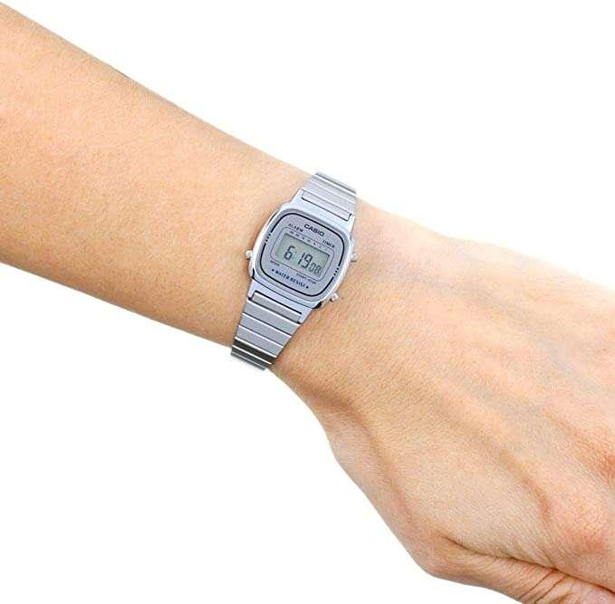 orologio digitale donna
