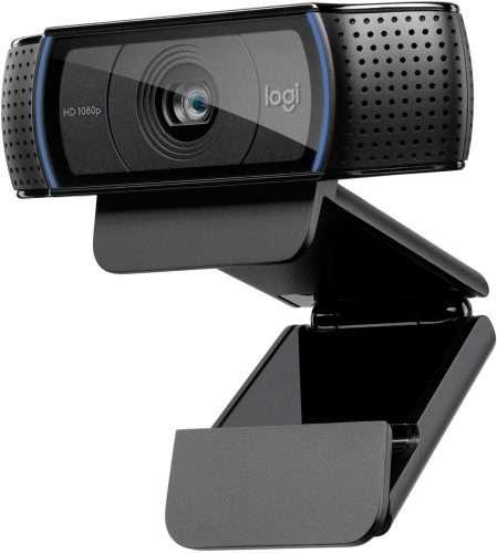 webcam HD logitech C920