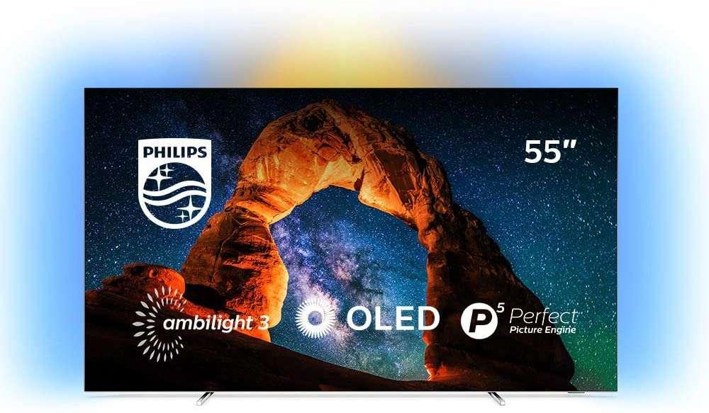 Miglior TV OLED Philips 55OLED803